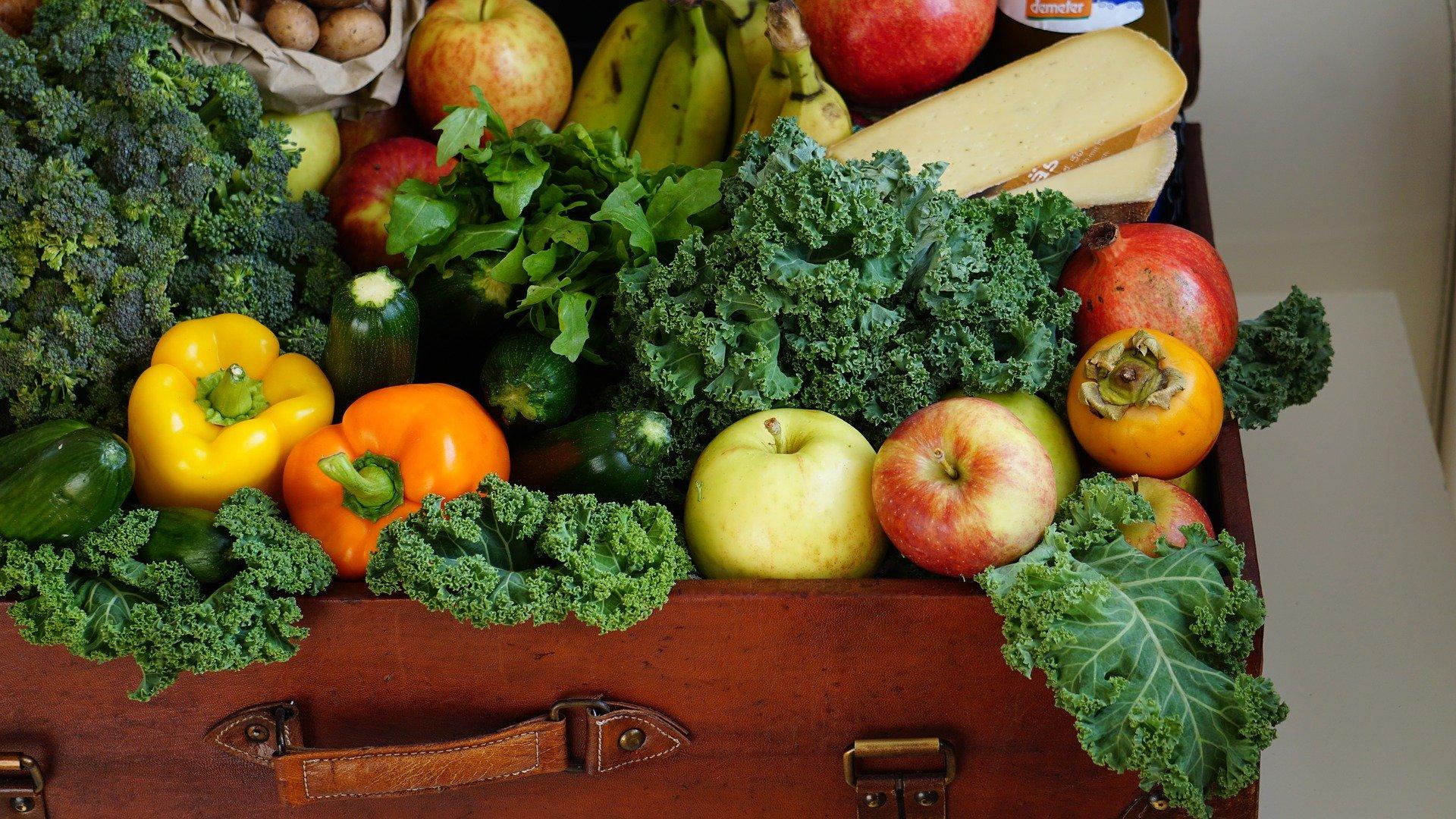 Découvrir les fruits et les légumes